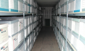 Choosing an archive storage facility